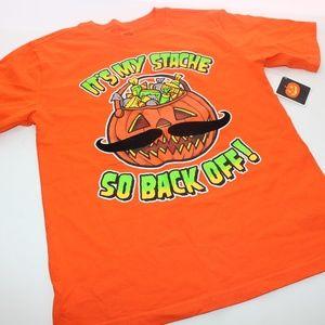 NWT Kids Halloween Graphic T-Shirt size L 10-12